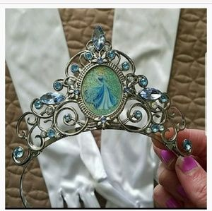 4 for $20! Cinderella crown and gloves